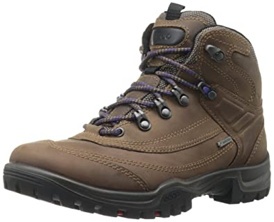 ECCO Women's Xpedition III Trekking and Hiking Boots, Espresso, ...