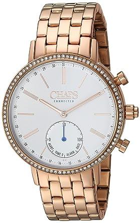 Amazon.com: Chaps Womens Hybrid Smartwatch Watch with ...