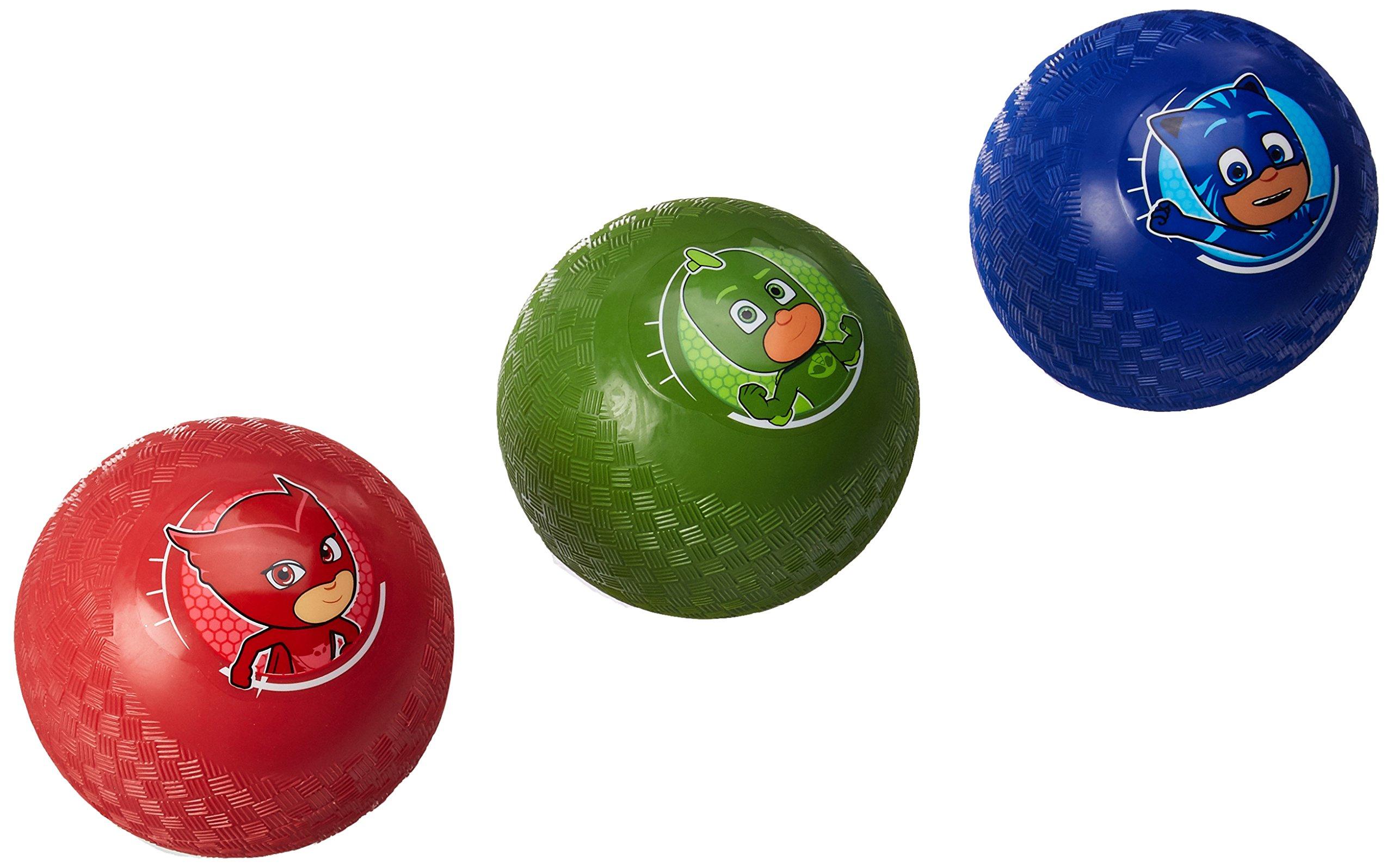 Disney PJ Masks 3pk Mini Bounce Balls by Disney