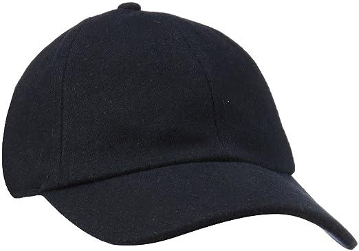 San Diego Hat Company Women s Wool Baseball Hat with Adjustable Back ... 4cdd2600b