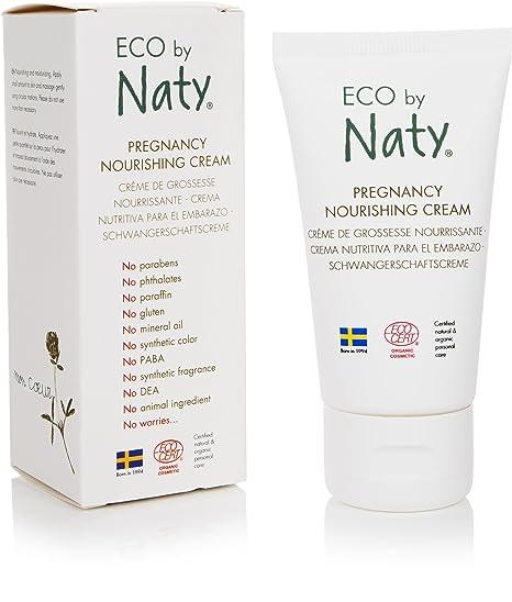 Crema Nutritiva Embarazo Naty 50ml: Amazon.es: Bebé