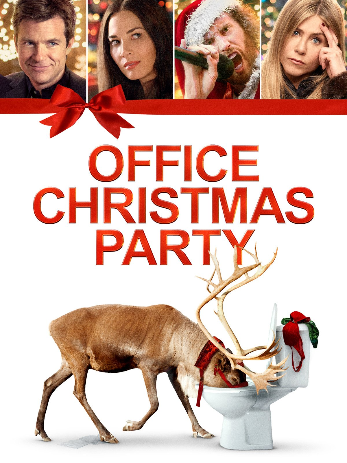 Amazon.com: Office Christmas Party: Jason Bateman, Olivia Munn, T.J. ...
