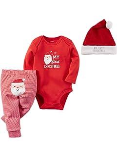 b6f9b525fb2 Amazon.com  Simple Joys by Carter s Baby 4-Piece