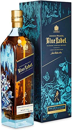 Johnnie Walker - Blue Label Limited Edition Timorous Beasties Edition - Whisky