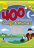 400 Favourite Songs and Rhymes [DVD]