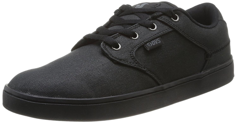 DVS Quentin Round Toe Canvas Skate Shoe