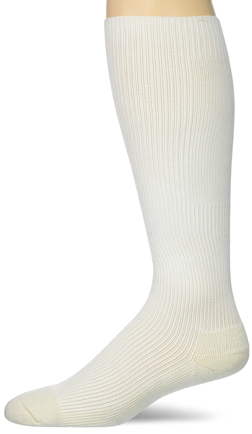 6dbd33b07e Amazon.com: Medline MDS1715AWH Curad Cushioned Compression Socks, A, White:  Health & Personal Care