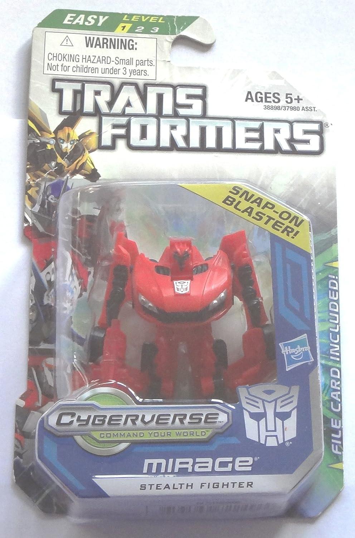 Hasbro Transformers Prime Cyberverse Mirage Legion Action Figure Hasbro Toys