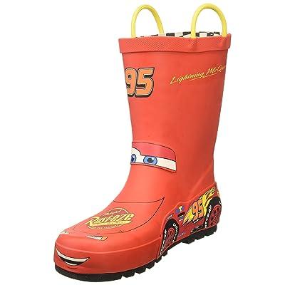 Western Chief Infants//Toddlers/' Lightning McQueen Rain Boot Lightning McQueen