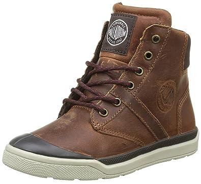 Mixte Cuf Sneakers Enfant Palaru 810 Marron K Palladium Hautes L xAwOfq7U