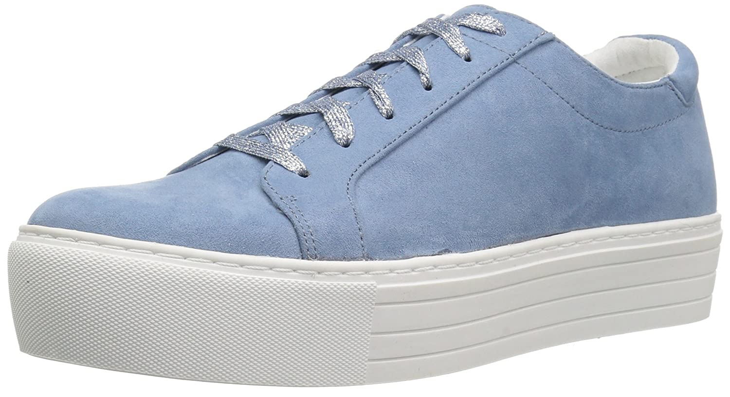 Kenneth Cole REACTION Women's Cheer-y Platform Lace up Sneaker B076FNSWJD 5 B(M) US|Storm
