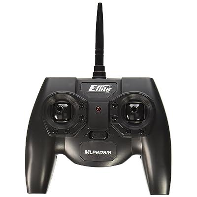 Blade MLP6DSM 6CH 2.4GHz 180 QX HD Safe Transmitter: Toys & Games