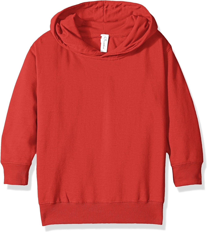 2-7 Clementine Baby Girls Little Apparel Toddlers Fleece Sweatshirt