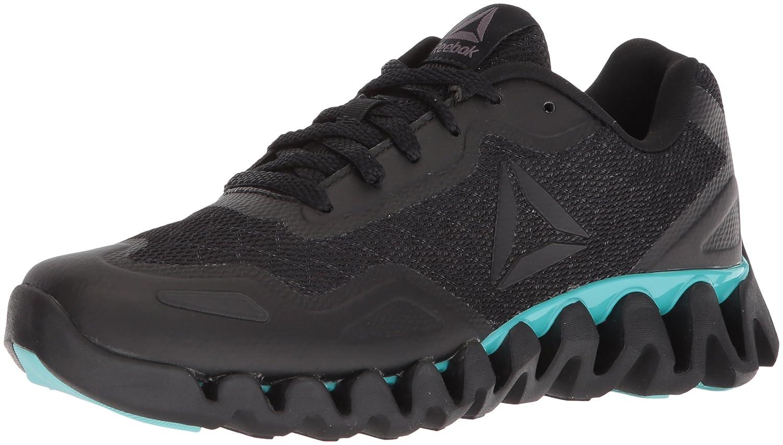 Reebok Women's Zig Pulse-Se Sneaker Grey/Turquoise B071P9QJW4 7.5 B(M) US|Black/Ash Grey/Turquoise Sneaker 0f3a57