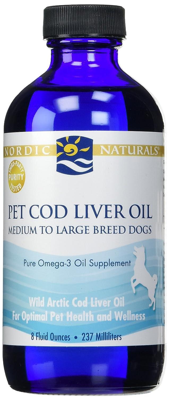 8 fl. oz. Nordic Naturals Pet CLO, Promotes Optimal Pet Health and Wellness, 8 Oz