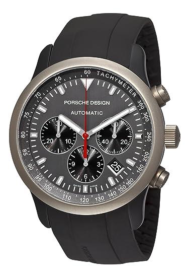 più recente 66d95 0a878 Porsche Design P '6612 grigio titanio e alluminio quadrante ...