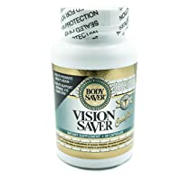 Vision Saver Complete Eyesight Function Vitamins | Premium Non-GMO Formula Supports Healthy Vision & Eyes | Multivitamin and Mineral Supplement with Lutein & Zeaxanthin, Based on AREDS 2 - 60 Capsules