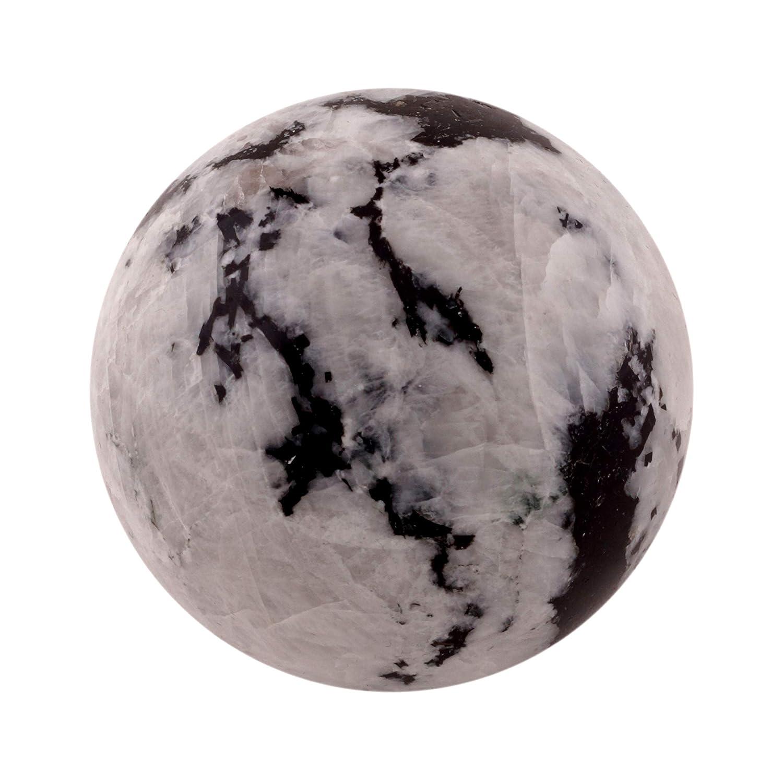 m/étaphysique pour l/'/équilibre de l/'aura pierre naturelle polie Pierre 40-50 MM rose quartz Boule de cristal en h/éliolite