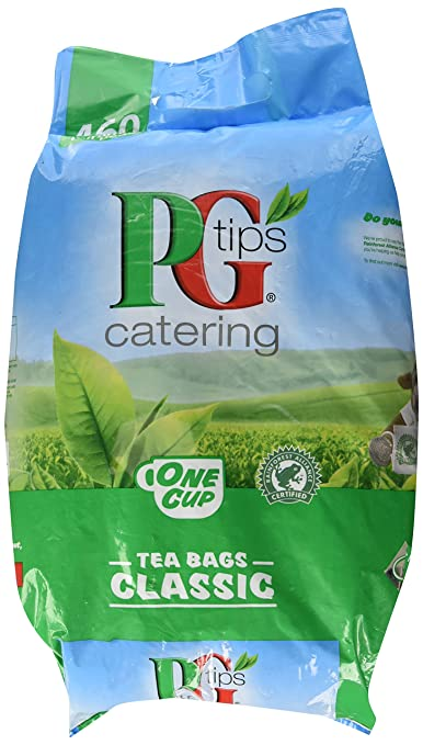3 opinioni per PG TIPS PYRAMID TEA BAGS PK460