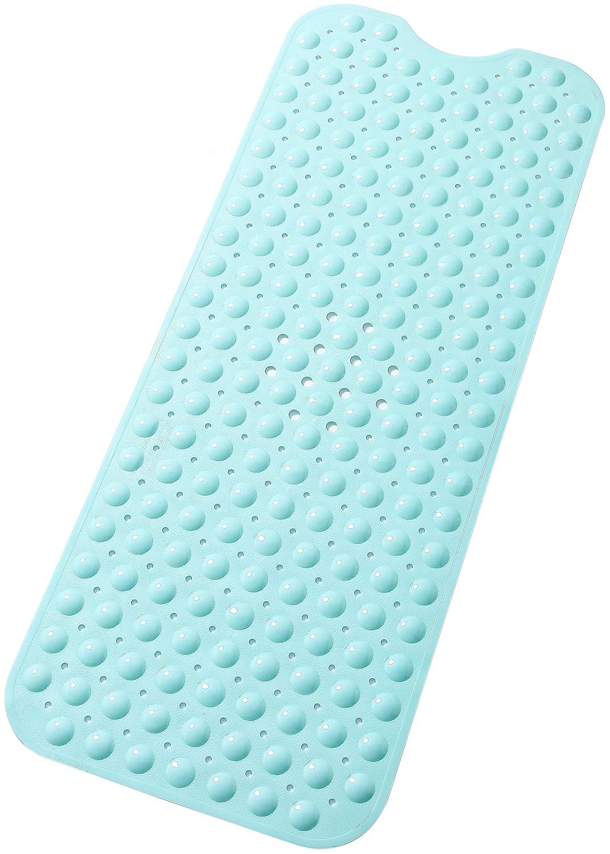 TIKE SMART Extra-Long Non-Slip Bath Mat