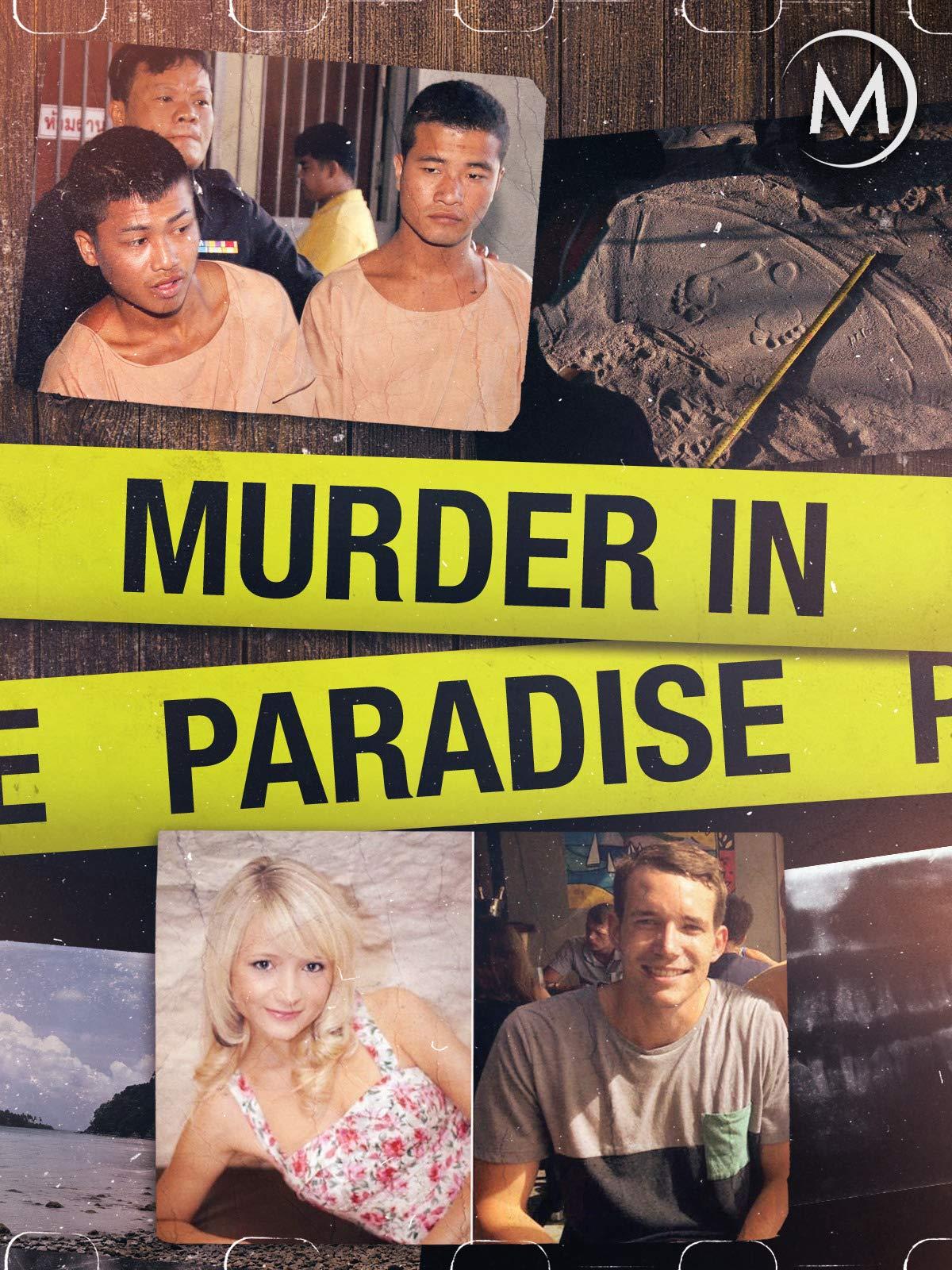 Murder in Paradise on Amazon Prime Video UK