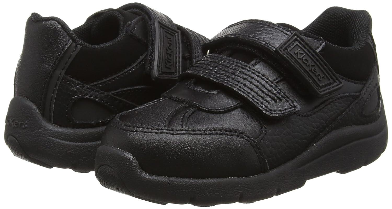 Kickers Boys Moakie Reflex Infant Low-Top Sneakers
