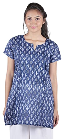 Short Tops Women Ladies Girls By Exclusive Chikan In Style  2f355524d