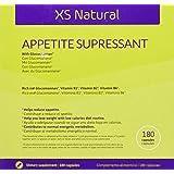 XS Natural Cápsulas Saciantes para Controlar y Reducir el Apetito - 72 gr
