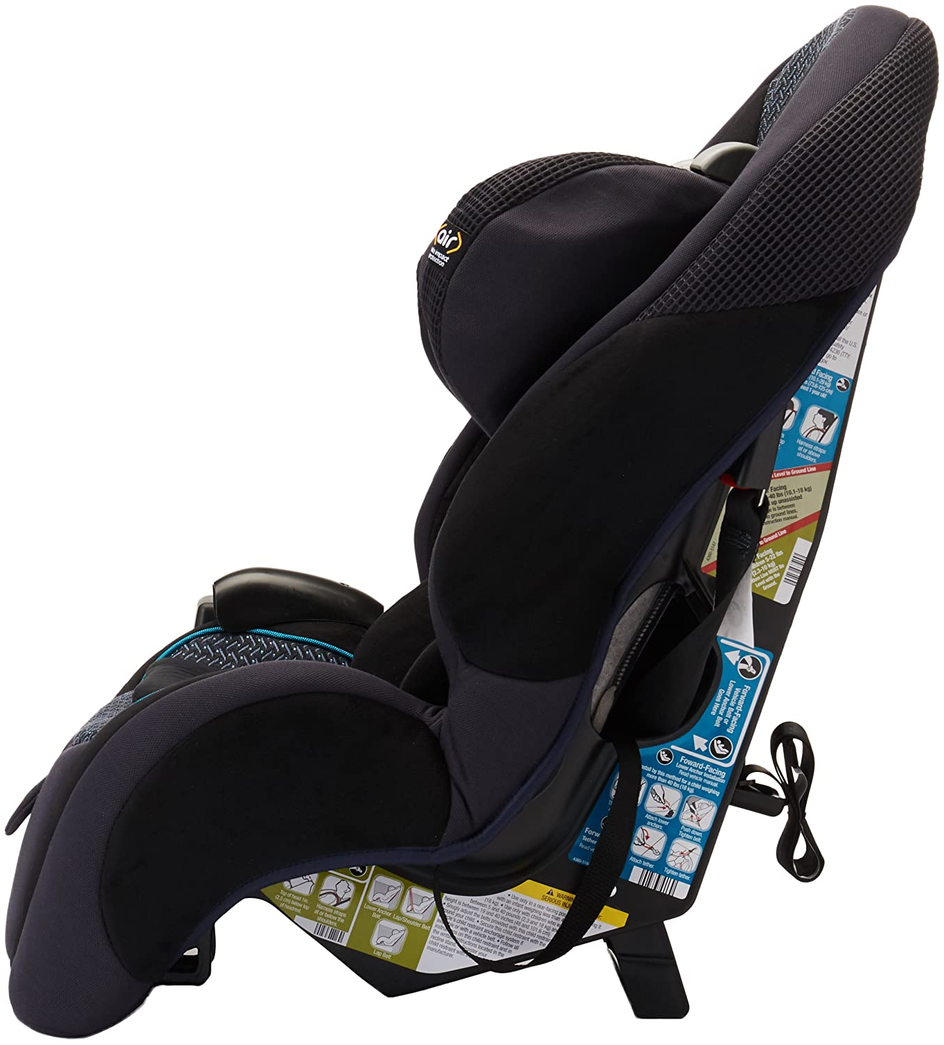 Amazon Safety 1st Complete Air 65 Convertible Car Seat