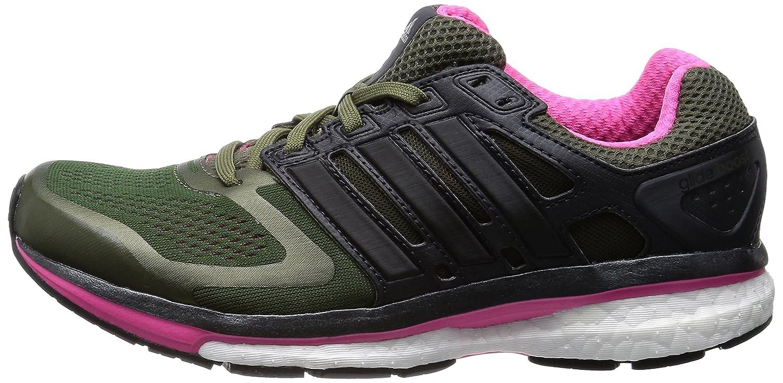 Adidas Supernova 6 Glide 6 Supernova W, Chaussures de running Damen Grün 6737f4