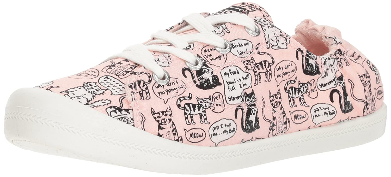 Skechers BOBS from Women's Beach Bingo-Chitty Chat Sneaker B078C8YF81 5 B(M) US|Light Pink