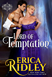 Lord of Temptation: Regency Romance Novel (Rogues to Riches Book 4)