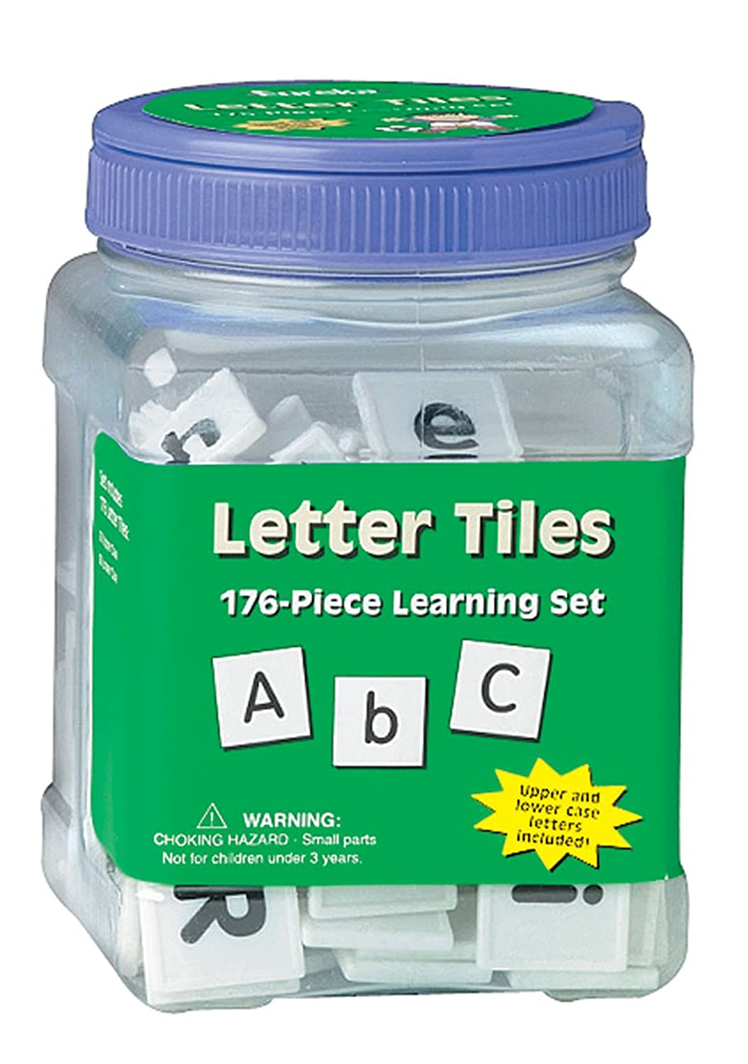 Amazon.com: Eureka Tub Of Number Tiles, 175 Tiles in 3 3/4\