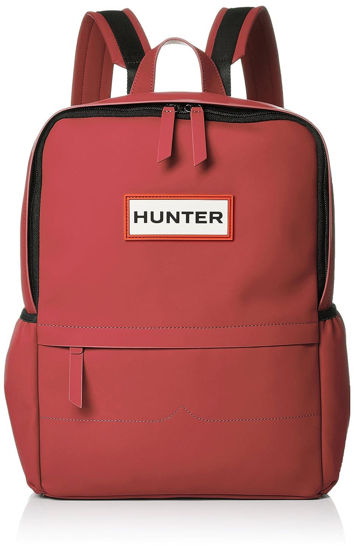 [ハンター] バックパック ORIGINAL RUBBERISED BACKPACK UBB6029RPU  MILITARY RED B07C432GZQ