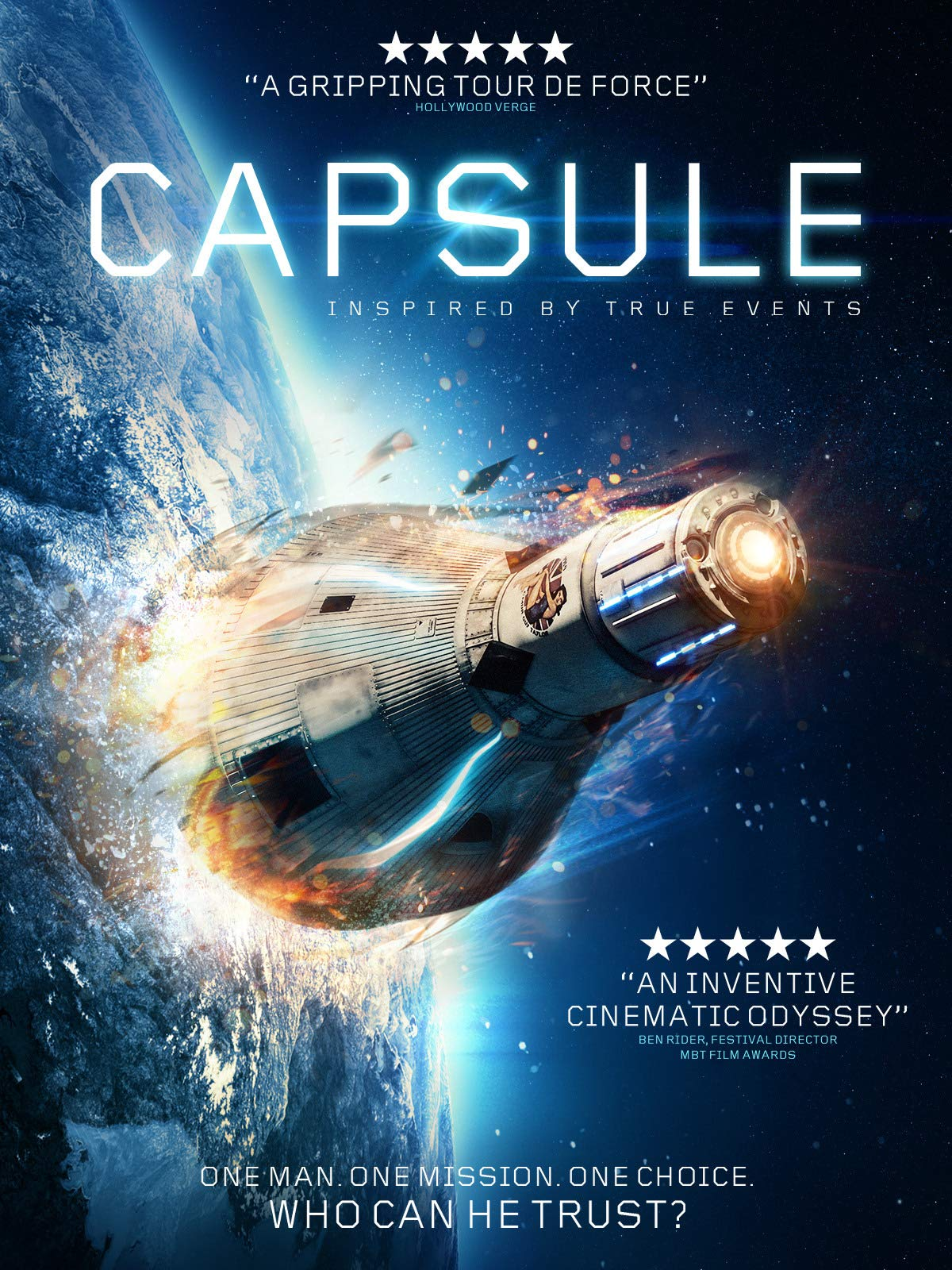Capsule on Amazon Prime Video UK