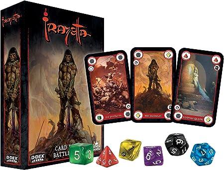 River Horse Frazetta: Card and Dice Battle Game - Juego de Mesa [Inglés]: Amazon.es: Juguetes y juegos