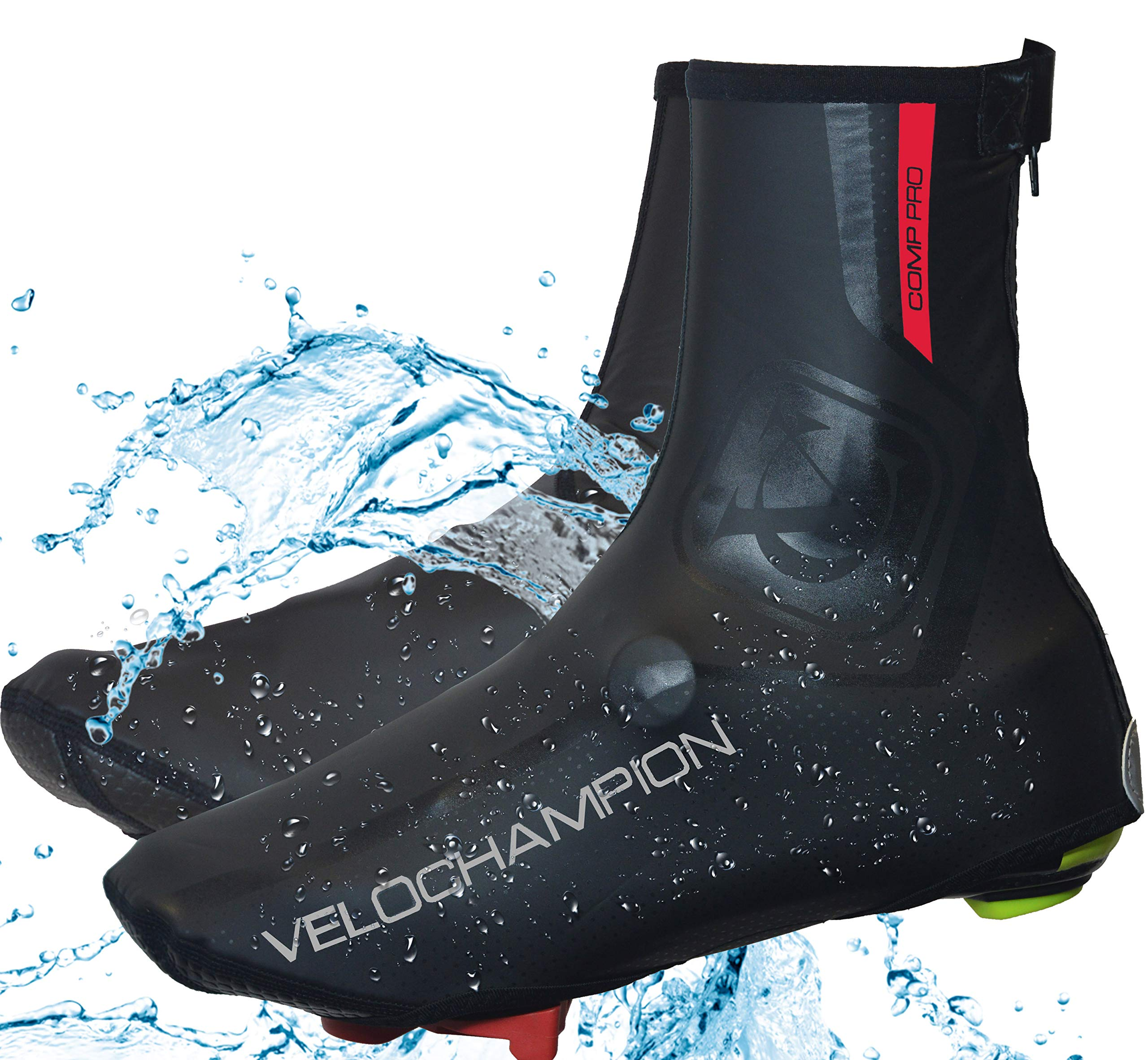 VeloChampion VC Comp Pro Waterproof Overshoes (S-M)