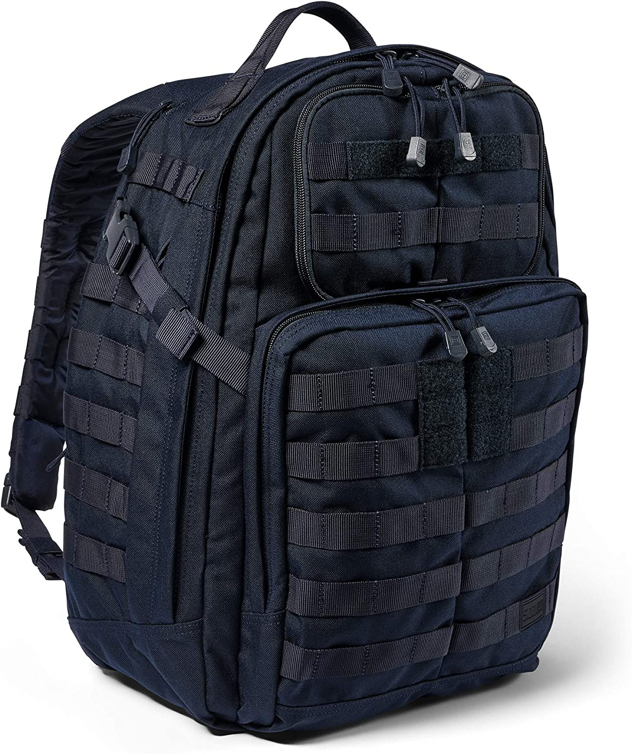 5.11 Tactical Backpack 'Rush 24 2.0 'Military Molle Pack, CCW and Laptop Compartment, 37 Liter, Medium, Style 56563 'Dark Navy