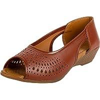 Perfect Choice Women's Fashion Sandals Brown