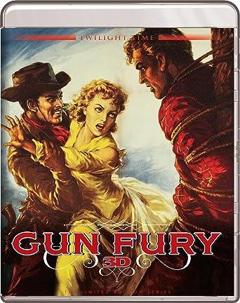 Gun Fury (3D / 2D)
