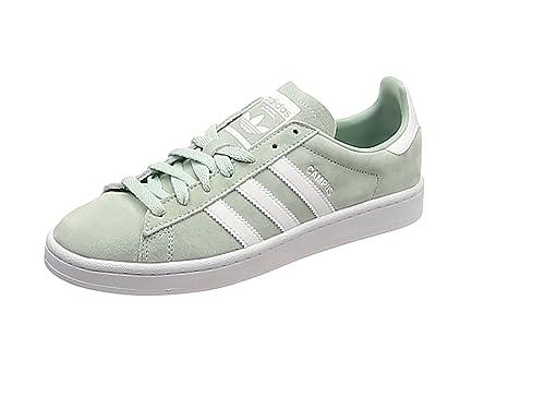 Adidas Campus, Zapatillas de Deporte para Hombre, Amarillo (Solneb/Ftwbla/Ftwbla 000), 48 2/3 EU adidas