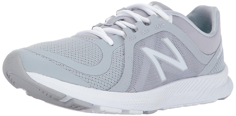 New Balance Women's 77V2 Cross-Trainer-Shoes B01MTQ8A94 5.5 B(M) US|Silver Mink/White