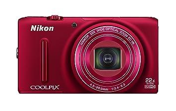 Nikon COOLPIX S9500 Camera Drivers Windows