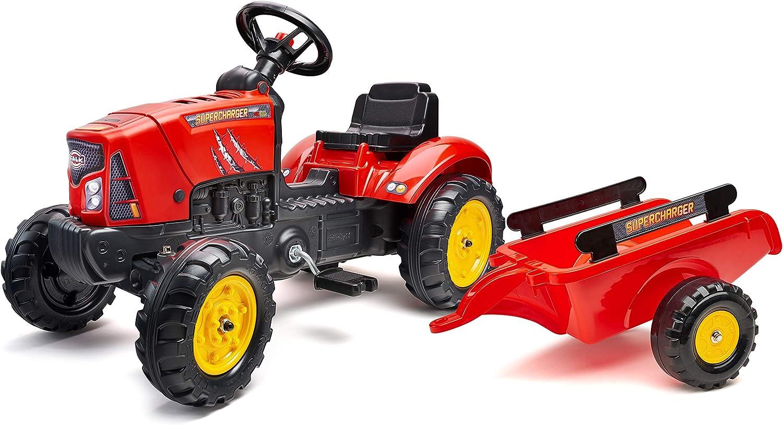 Tracteur à pédale pour enfant en promotion