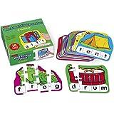 Lakeshore 4-Letter Word Building Puzzles