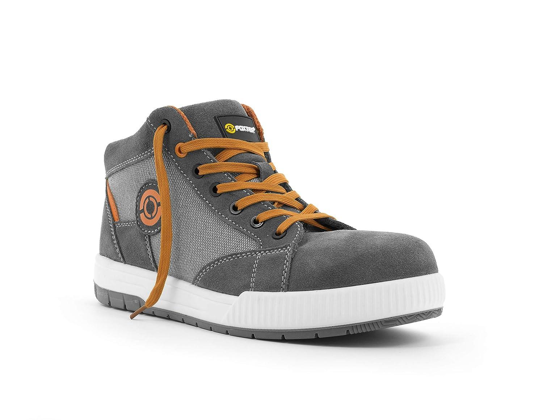 Foxter Texas Chaussures de sécurité Baskets Montantes S1P SRC Homme 42137
