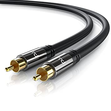 Cable coaxial subwoofer