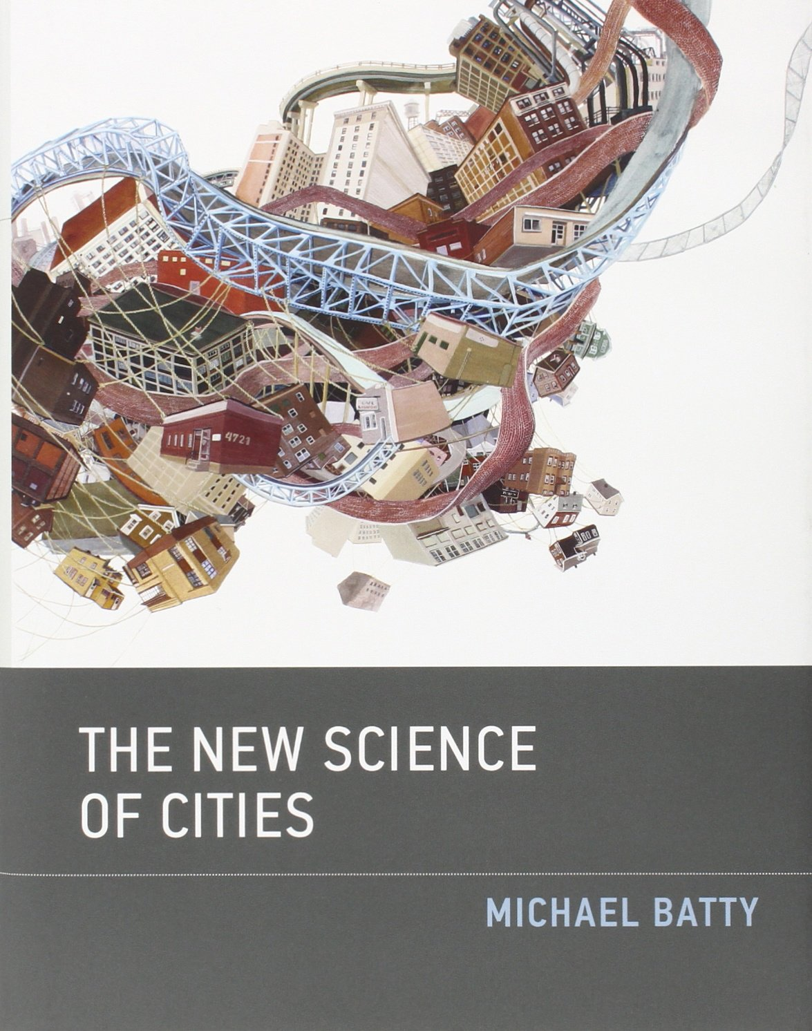 Download The New Science of Cities (The MIT Press) pdf epub
