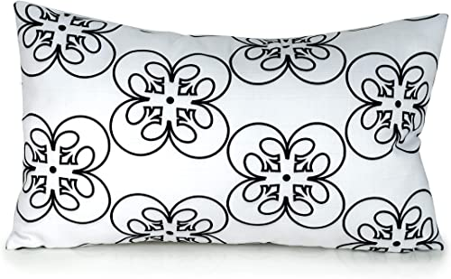 Seven20 SW11175 Star Wars Rebel Lumbar Pillow, Medium, White