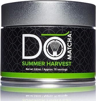 DoMatcha Summer Harvest Green Tea Matcha Powder